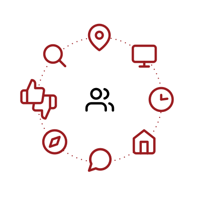 ORM Consulting Service level icons image