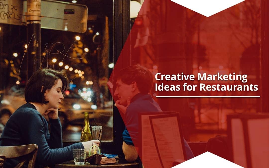Creative Marketing Ideas for Restaurants – #002